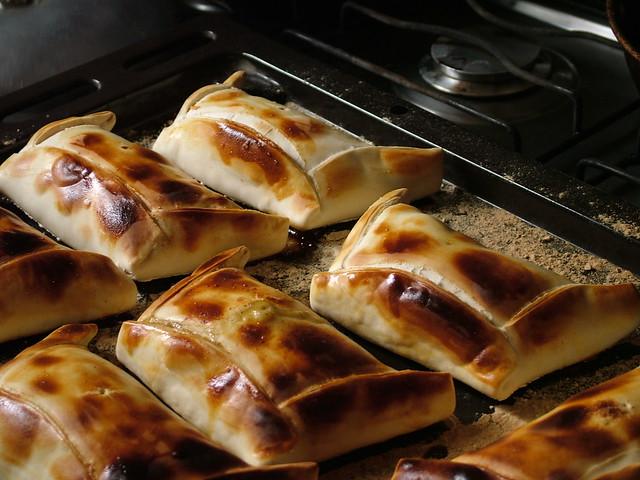 Empanadas De Horno  Empanadas hechas en casa arduo trabajo  Flickr