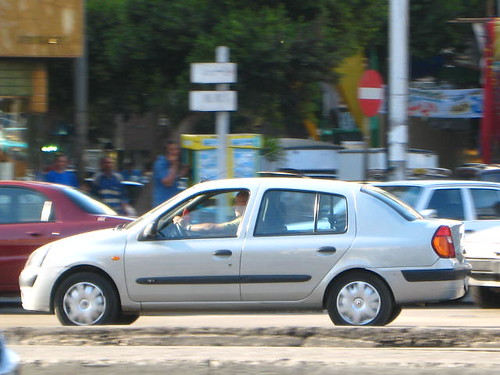 Renault Clio Classic  It is called also Renault Thalia in