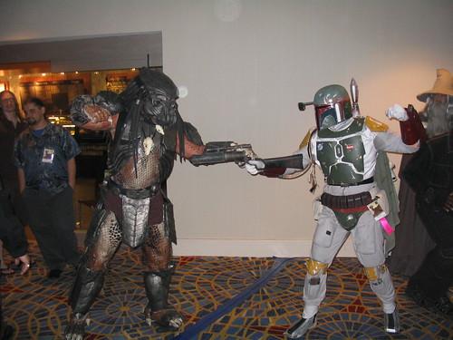 Boba Fett vs Predator  Flickr  Photo Sharing