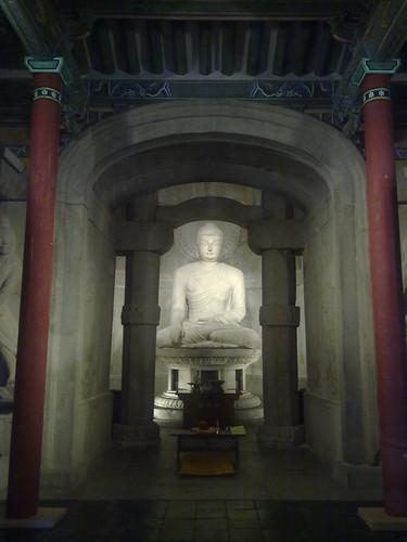 Patrimonio de la Humanidad en Asia y Oceanía. Corea del Sur. Gruta de Seokguram.