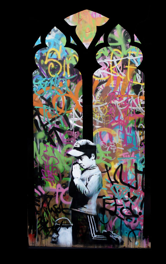 3d Wallpaper Love You The Church Of Banksy Quot Banksy Has A Much Publicised