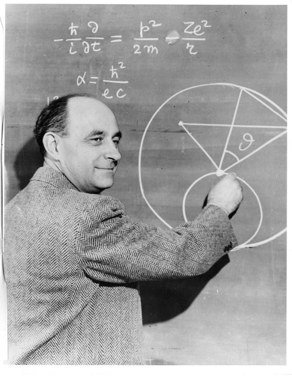 Enrico Fermi 19011954 Subject Fermi Enrico 1901