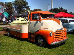 1950 Chevrolet COE Truck   Probably my most favourite