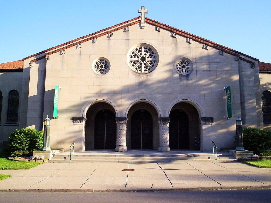 Gesu Roman Catholic Church Detroit Mi