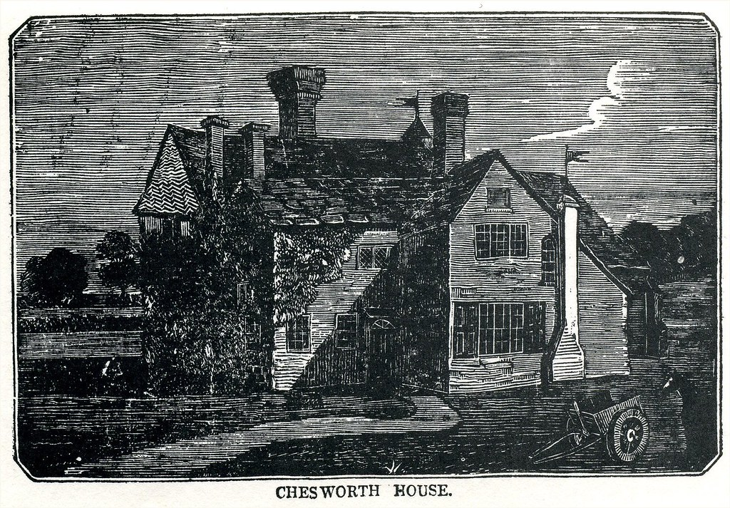 Chesworth House Horsham West Sussex  Chesworth House