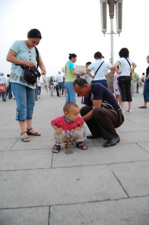 pinkelpause  manchmal sind chinesen erstaunlich