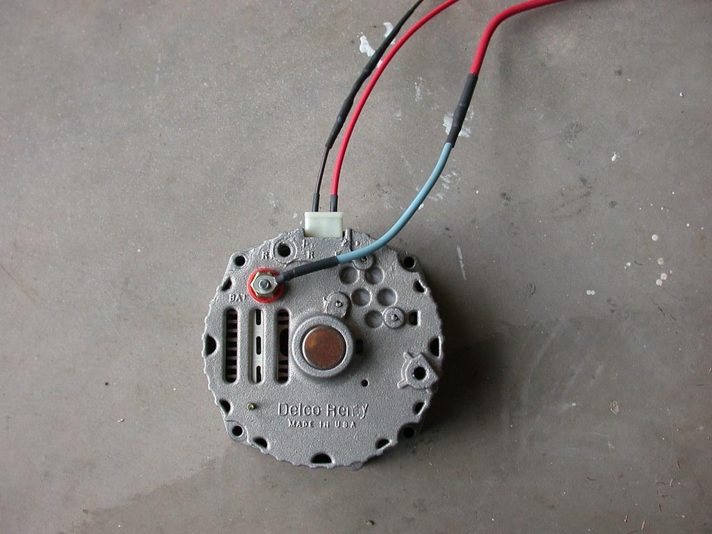 delco remy cs130 alternator wiring diagram basic carbon cycle car craft radio