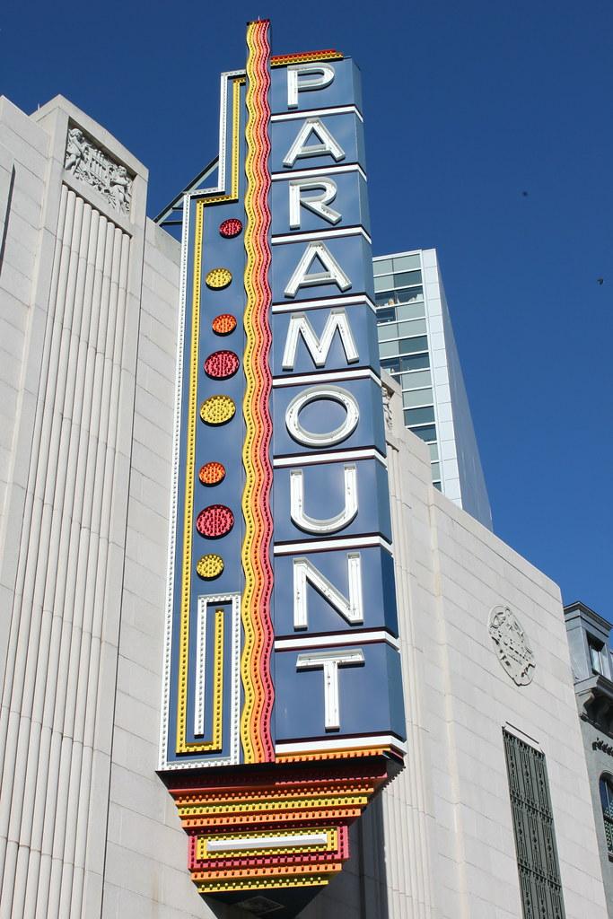 Paramount Theatre - 559 Washington Street, Boston, Massachusetts U.S.A. - October 23, 2010