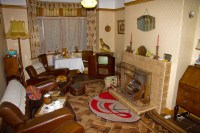 1950's Living Room   York Castle Museum, York, UK.   By ...
