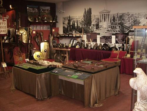 Gladiator Museum Rome  Learn secrets of gladiator