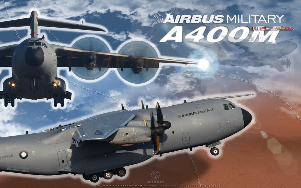 3d World Wallpaper World Wallpaper Airbus A400m 1920x1200 A400m Fond D 233 Cran