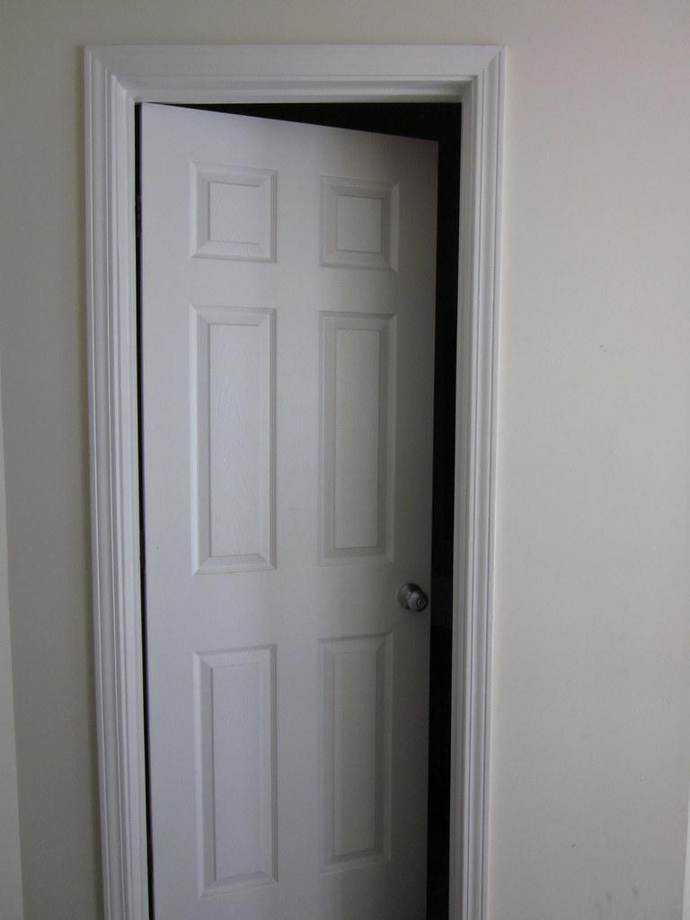 Door  Barrel Distortion Test  Testing the Canon