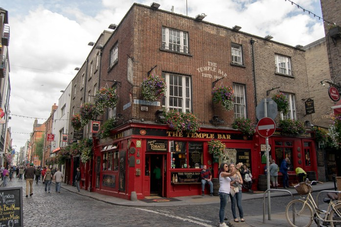 The Temple Bar - Copyright Roser Martinez