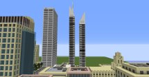 Minecraft Project City