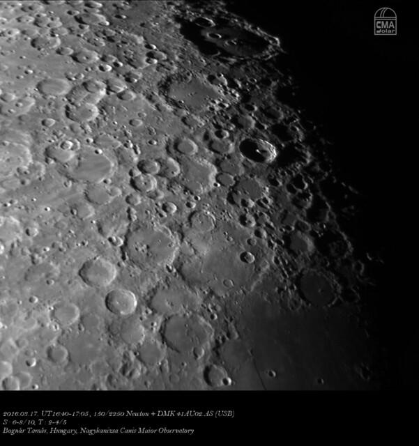 Tycho Crater - Bognár Tamás