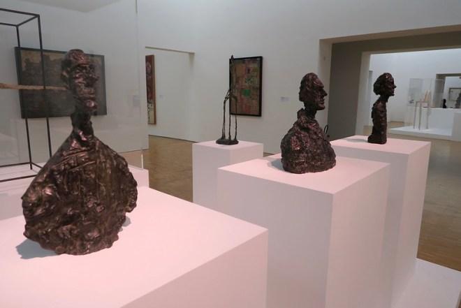 Giacometti people