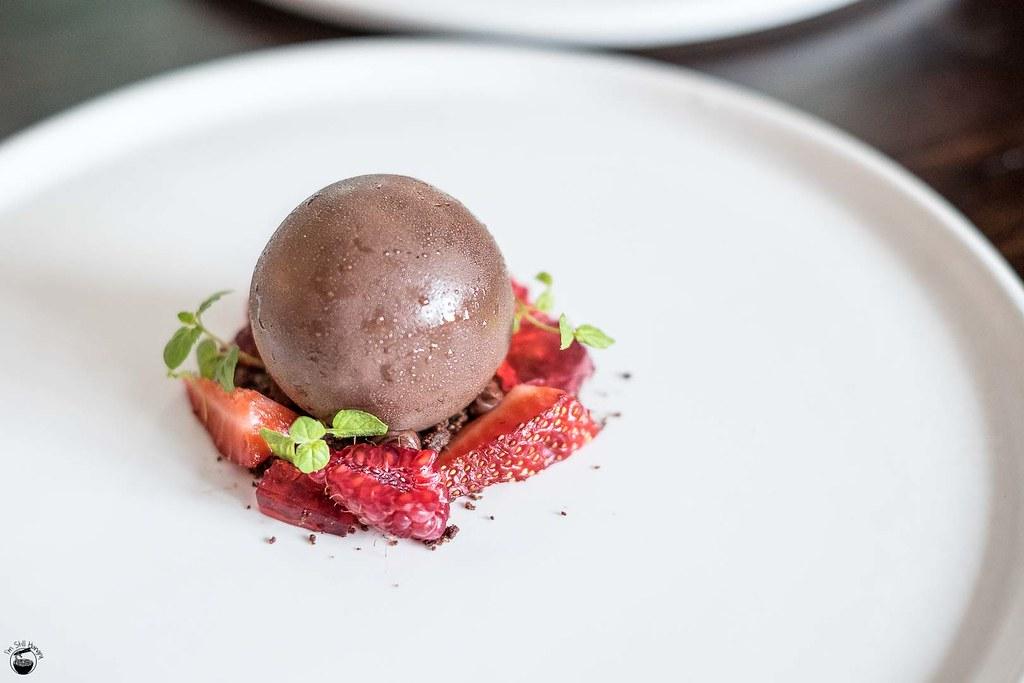Koi Dessert Bar by Reynold Poernomo  Chippendale