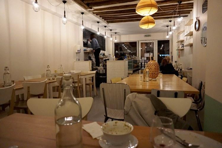 My Free Kitchen - completely gluten free restaurant in Paris, France
