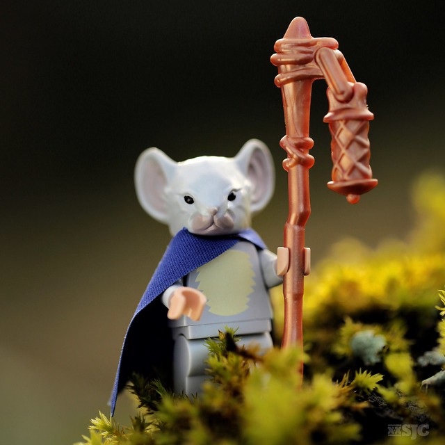 Kenzie - Mouse Guard Fig