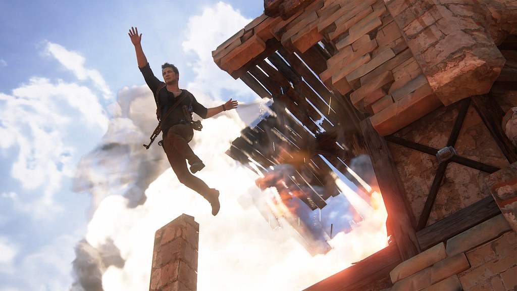 Uncharted 4: A Thief's End - 'Madagascar' Gameplay 8