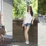 Fashionnutcase Summer Dreaming Models Off Duty Style
