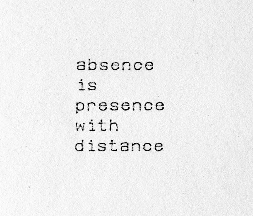 Errantic poetry