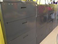 Steel Filing Cabinet Supplier : Vertical File Cabinet or L ...