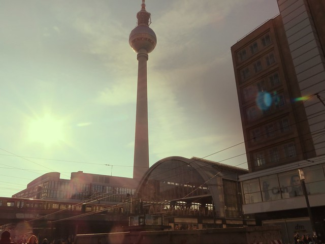 alexanderplatz, berlin, feeling at home, what is home, travel