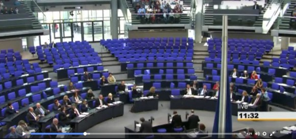 Bundestagsabgeordneten