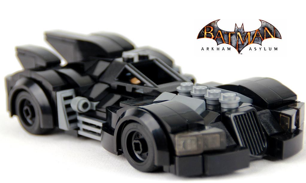 Batman The Dark Knight Car Wallpaper Custom Lego Arkham Asylum Batmobile Review Hey Guys