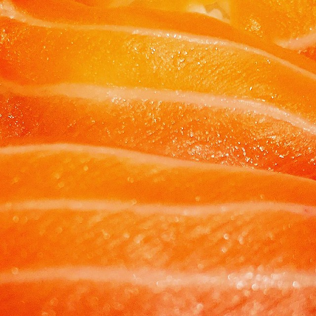 Veta del salmón