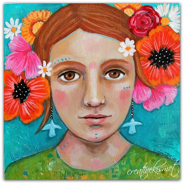 Custom Portrait - Art by Regina Lord