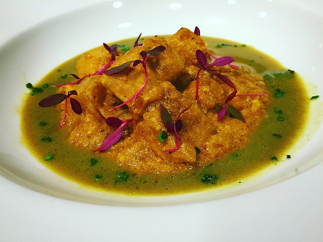 Masala, curry de pollo