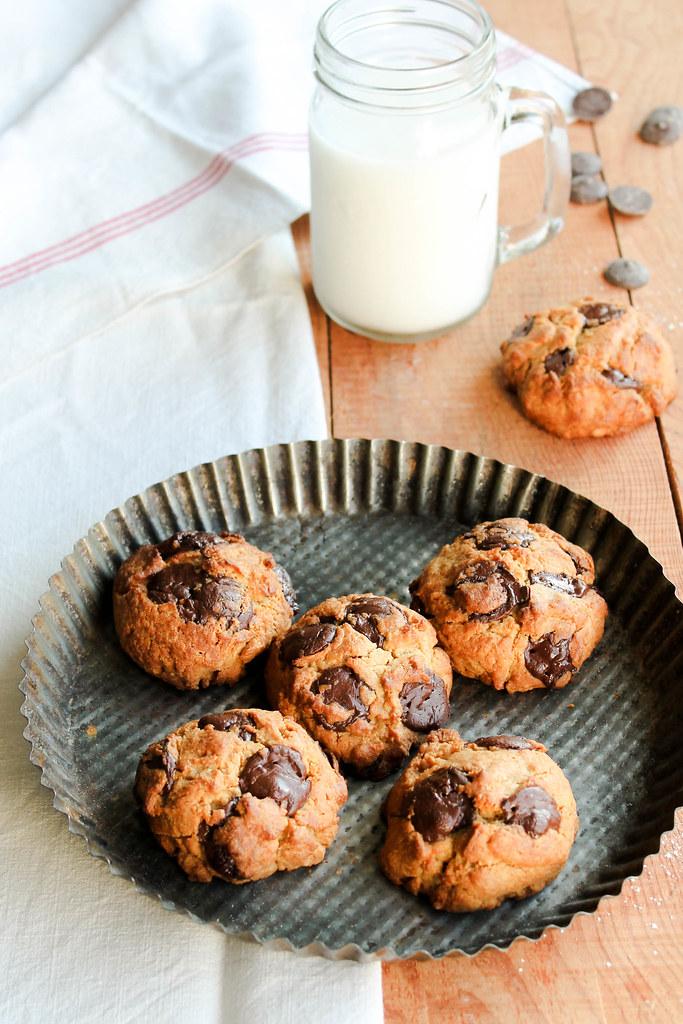 Cookies au beurre de cacahuètes {vegan}