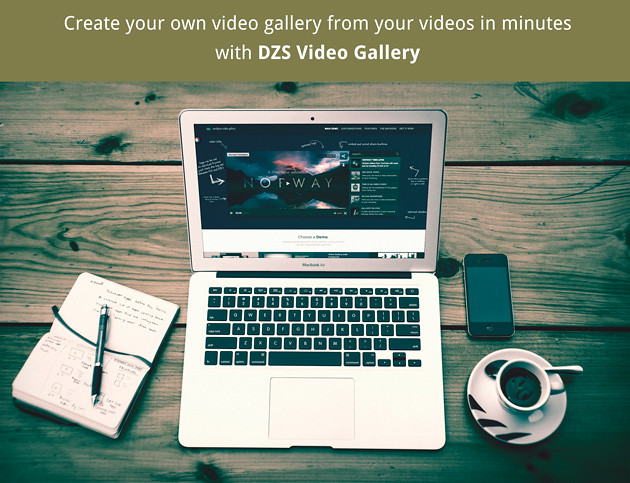 Video Gallery WordPress Plugin /w YouTube, Vimeo, Facebook pages 4