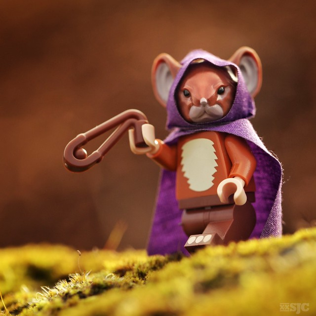 Sadie - Mouse Guard Fig