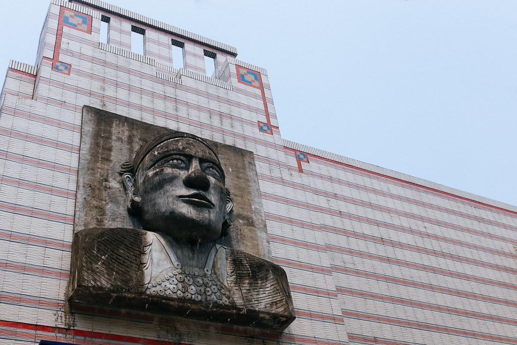 El Museo Atayal se encuentra en el centro de Wulai