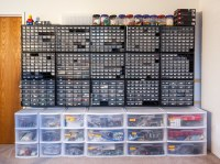 LEGO Storage | My current storage solution consists of 15 ...