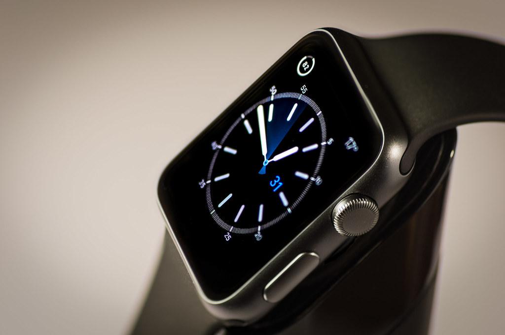 Fotografía comercial Apple Watch