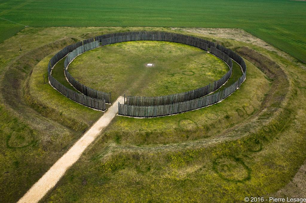 KAP on Goseck Circle  Goseck observatory on Google Earth