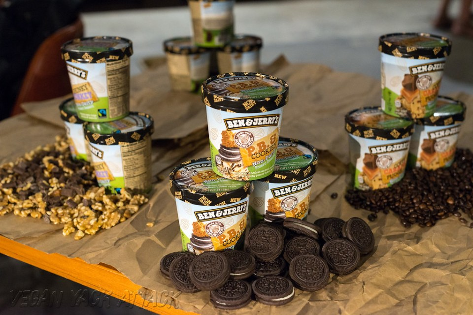 Ben & Jerry's Goes Vegan