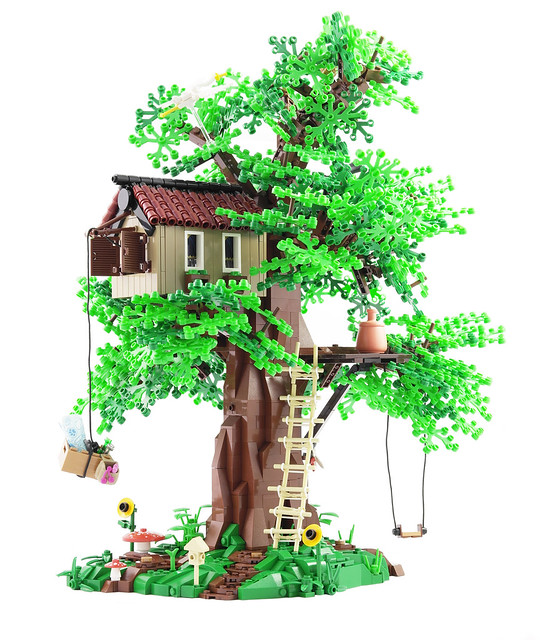 My Tree House by Jonas