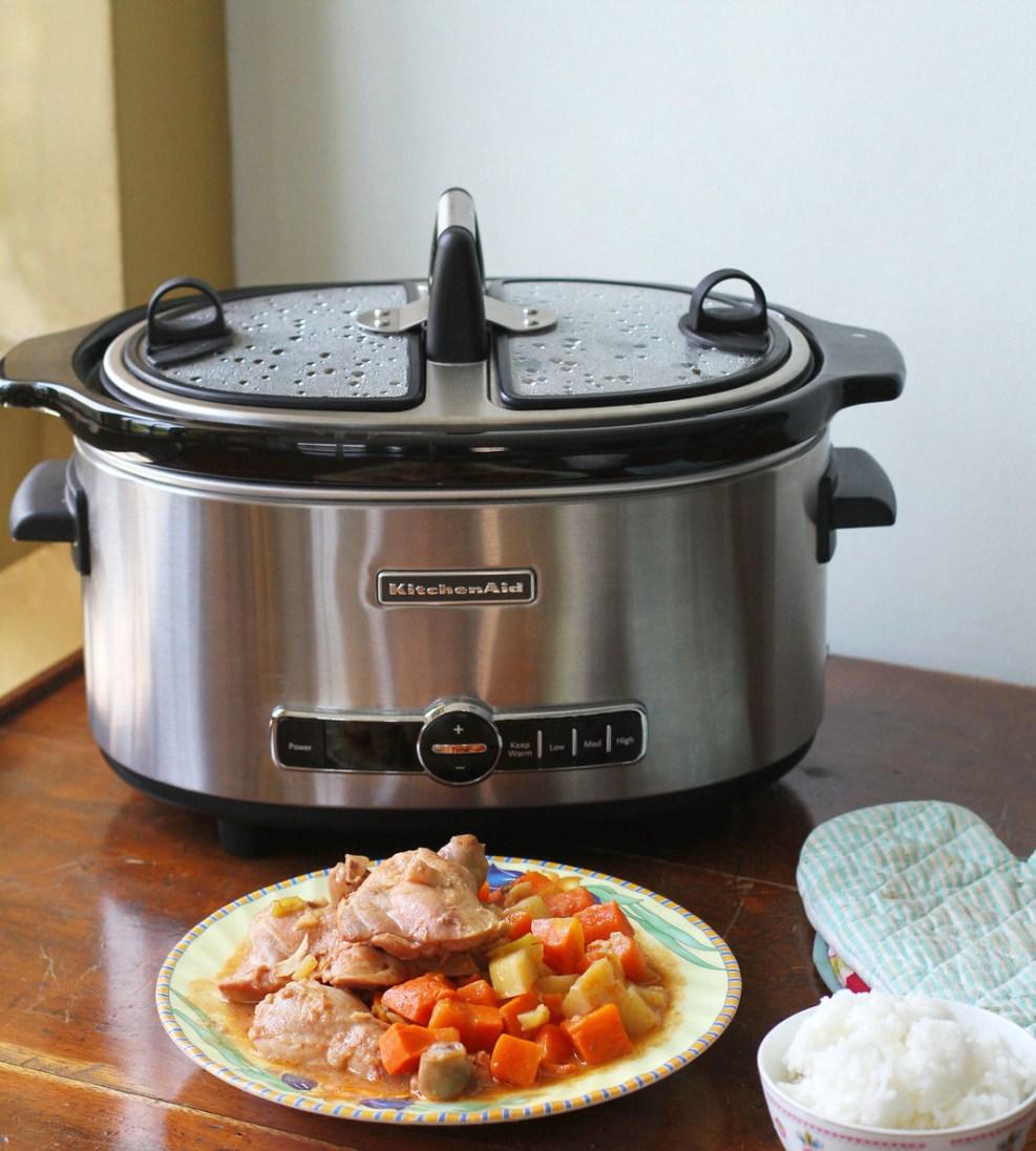 Kitchenaid Slow Cooker Spicy Chicken Stew Recipe