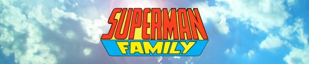 Superman Family of Earth-1: The Five Earths Project