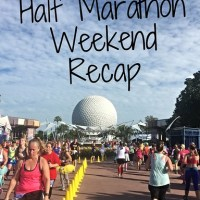 Princess Half Marathon Weekend Recap
