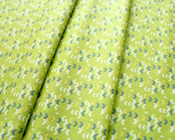 Art Fabrics Safari Moon River Shadows Chartreuse