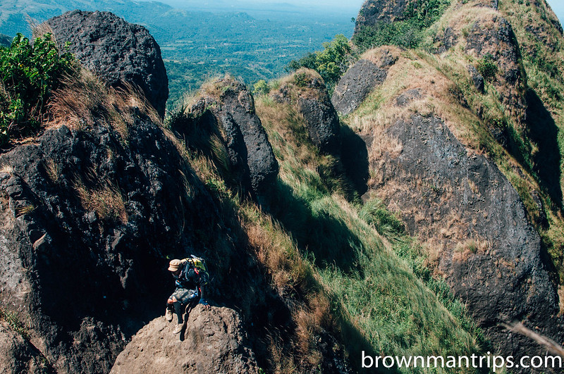 easy hikes near manila