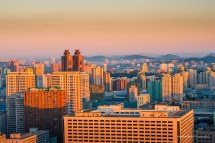 Early Morning In Pyongyang Reuben Teo