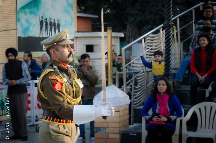 Wagah Border Ceremony