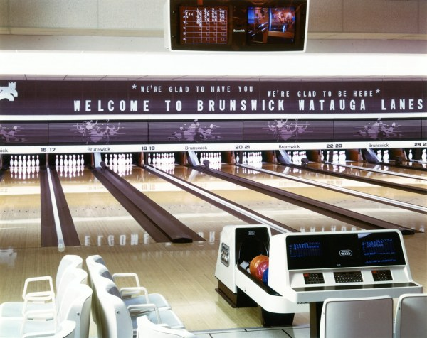 Brunswick Bowling Lane Packages - Year of Clean Water